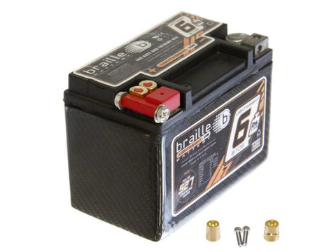 Braille Lightweight Advanced AGM Racing Batteries