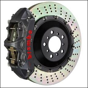 Brembo GT-S Front system for A90 2020+ Supra