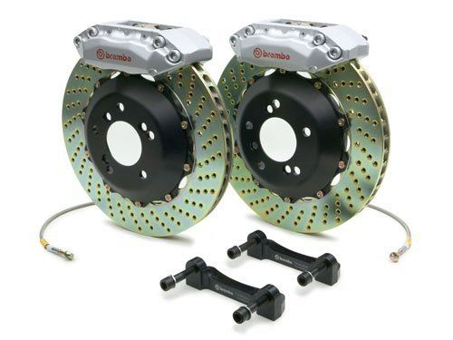 BREMBO REAR BRAKE KIT FOR TOYOTA SUPRA MK4