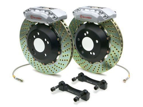 BREMBO GT BIG BRAKE KIT REAR DRILLED - SUPRA 93-98