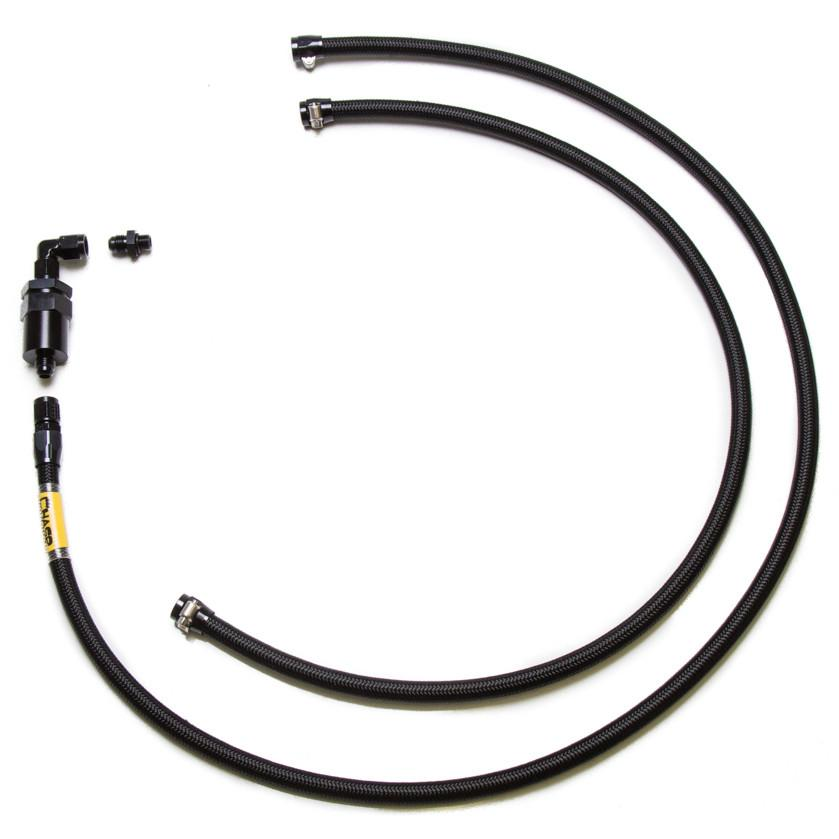 Chase Bays Fuel Line Kit - Nissan 240sx S13 / S14 / S15 with 1JZ-GTE | 2JZ-GTE