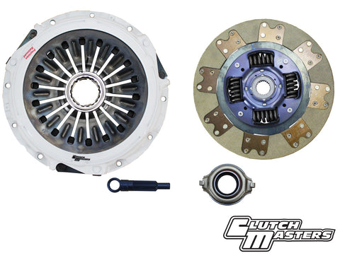 Heavy duty pressure plate. Sprung hub segmented Kevlar disc. for 2001-2007 Mitsubishi Lancer