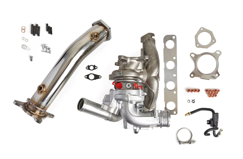 CTS Turbo B7 A4 2.0T BorgWarner K04 Turbo Upgrade Kit