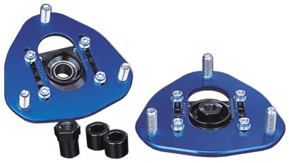 Camber, Pillowball upper mount, Front,  GA-MA-JZA70, JZA80, Supra