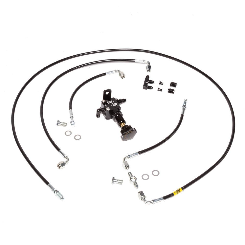 Chase Bays Brake Line Relocation - 94-01 Integra | 92-00 Civic with OEMC