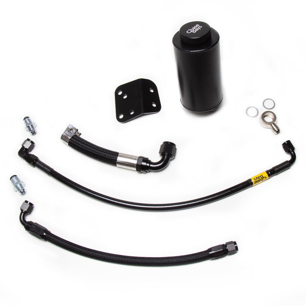 Chase Bays Power Steering Kit - Nissan 240sx S13 / S14 / S15 with LS1, LS2, LS3, LS6, LS7