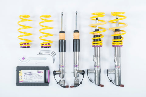 KW DDC coilovers for GR Supra