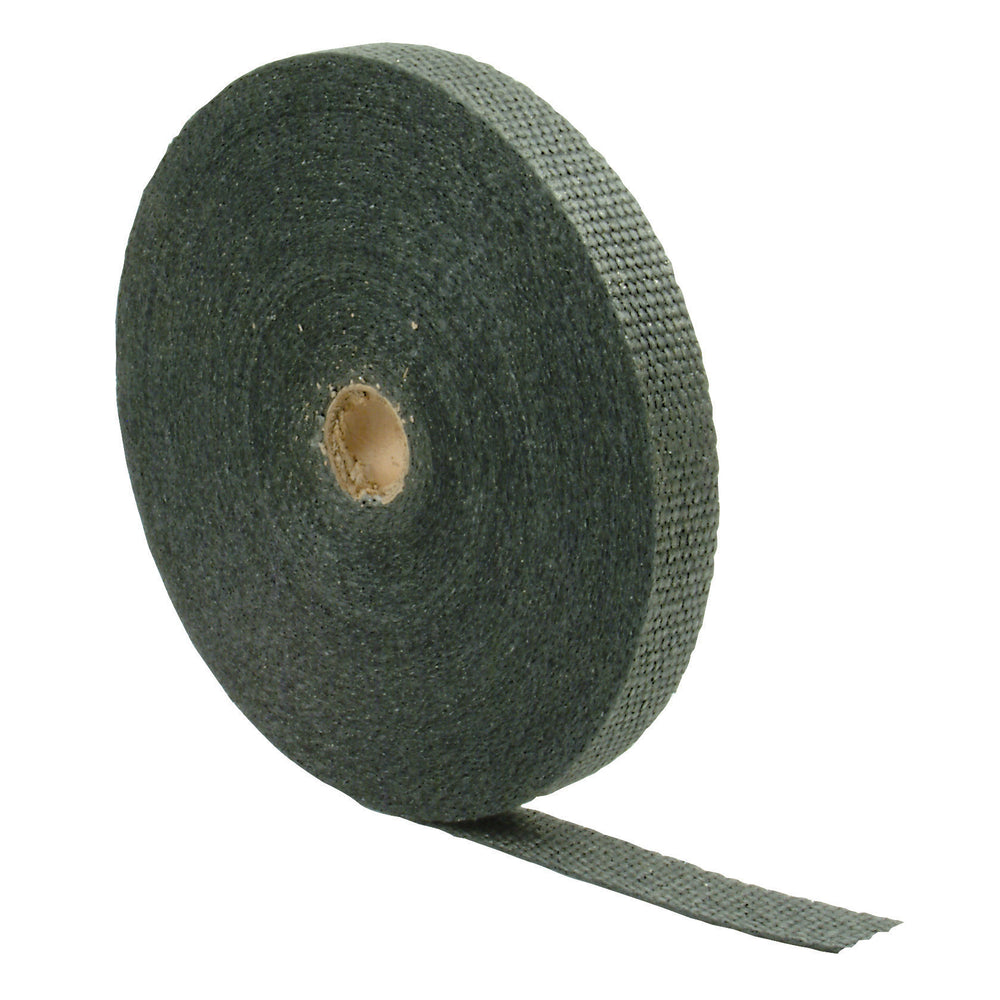 Exhaust Wrap - Black - 1in x 100'