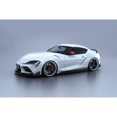 Artisan Spirits Black Label Side Under Spoiler (FRP) - Toyota GR Supra 2020-