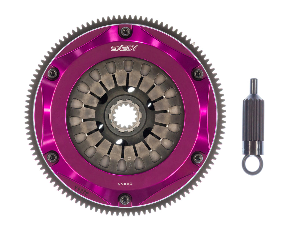 Exedy Stage 5 Hyper Triple Plate Clutch for Toyota Supra MKIV 93-98 TT