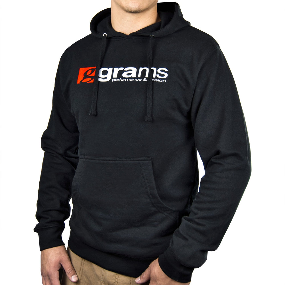Grams Performance Pull Over Hoodie - M G34-99-6011