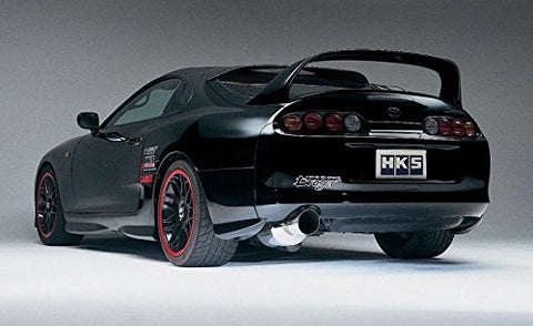 HKS 95MM SUPER DRAGER EXHAUST FOR TOYOTA SUPRA MKIV