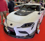 Varis Arising-I Aero Suite for 2019-20 Toyota Supra GR [A90]
