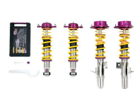 KW 2-WAY CLUBSPORT COILOVER SUSPENSION FOR 2013 SCION FR-S and SUBARU BR-Z