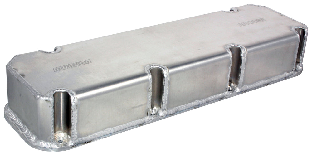 VALVE COVERS, FORD 429-460, FABRICATED ALUMINUM, 3.5 IN. TALL