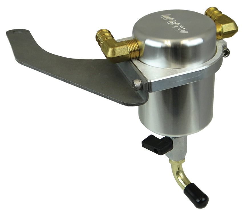 SEPARATOR, AIR OIL, CATCH CAN, MUSTANG ECOBOOST, 15-19