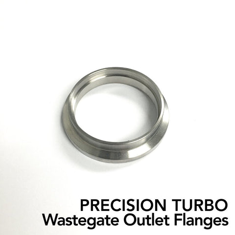 Precision Turbo Wastegate Outlet Flanges