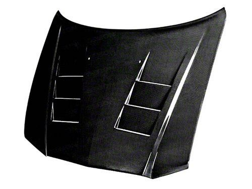 SEIBON TS-STYLE CARBON HOOD FOR 1993-1998 SUPRA