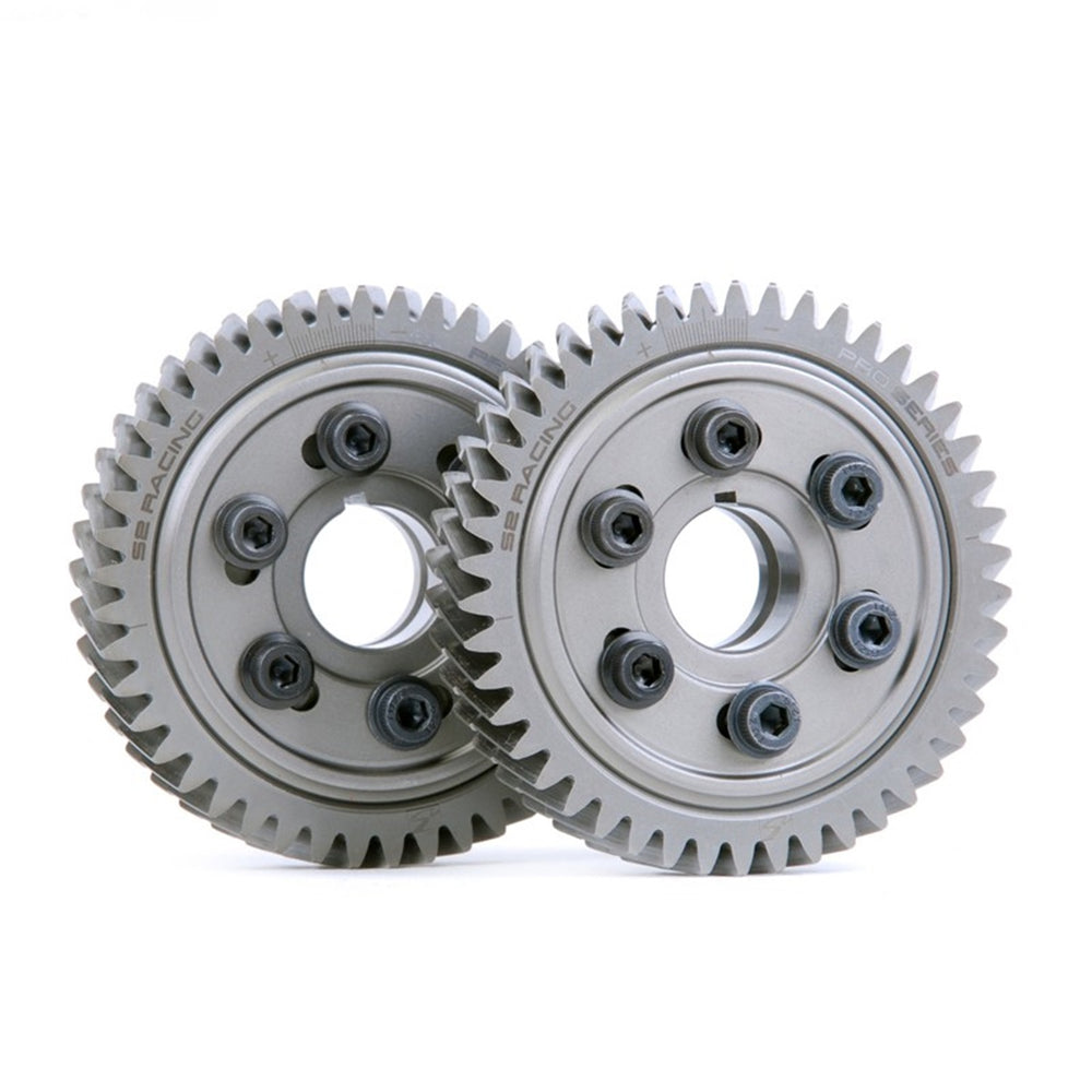 Pro Series Precision-Machined Steel Cam Gear Set 00-06 Honda S2000