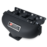 Ultra Series Race Intake Manifold w/ Removable Plenum Black 02-15 Honda Civic Si K20A2