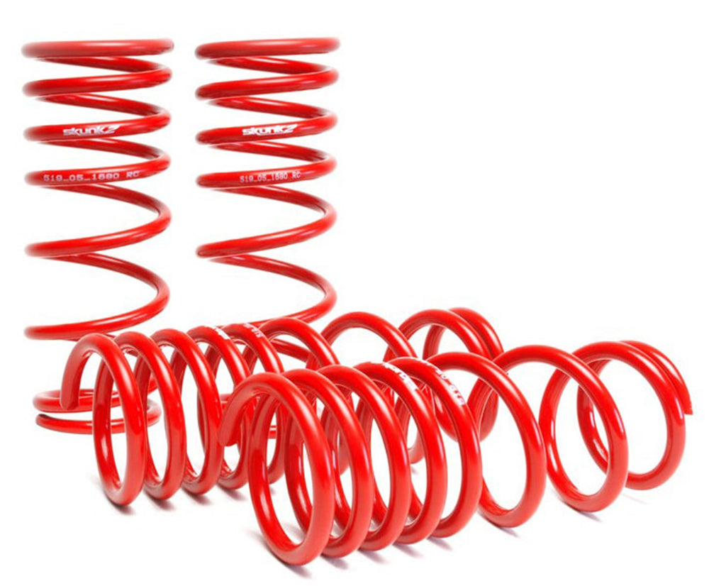 Skunk2 Lowering Springs Red 00-09 Honda S2000