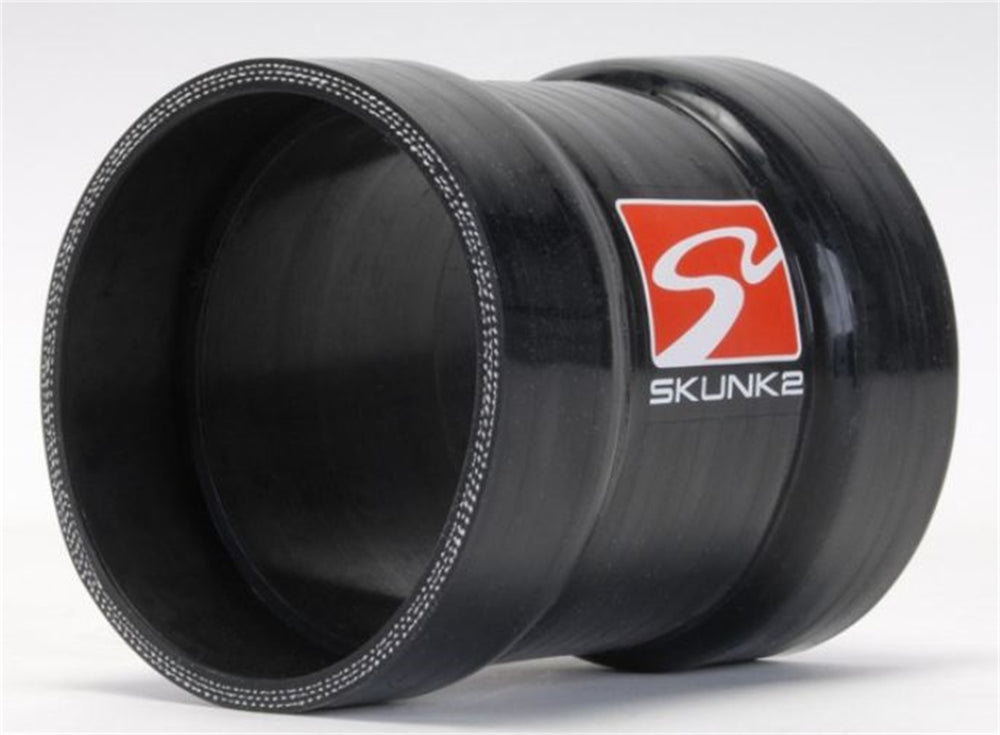 Skunk2 Cold Air Intake Silicone Coupler Black 3-IN to 3 IN