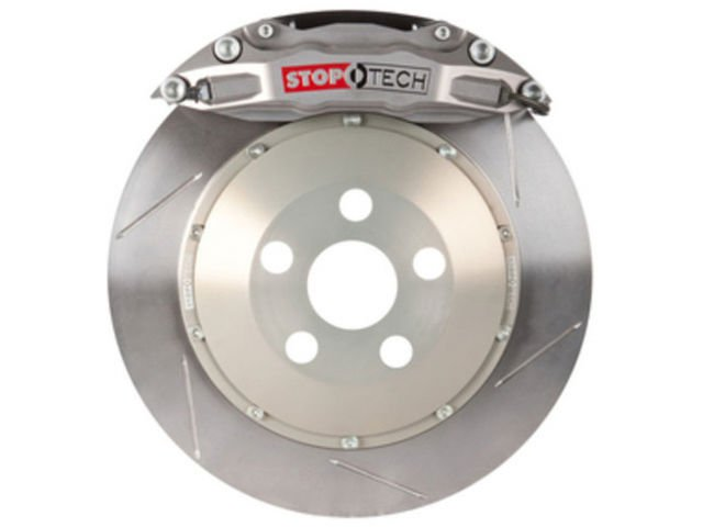 STOPTECH 4 PISTON TROPHY SPORT REAR BRAKE KIT SUPRA 93-98