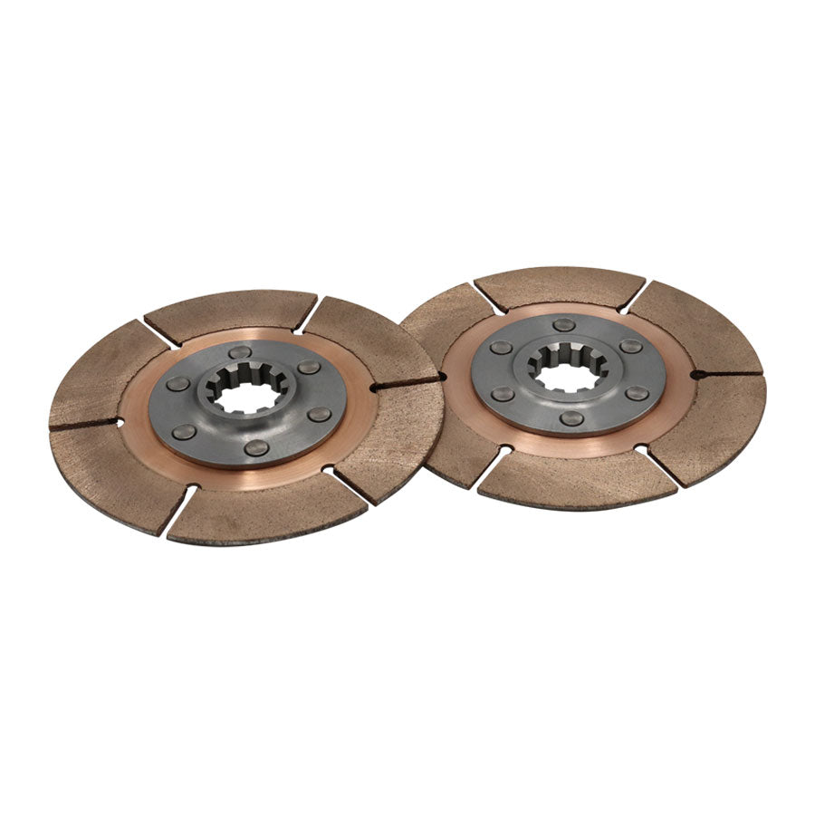 DISC PACK, METAL, 5.5in, 2 PL, 24MMX23