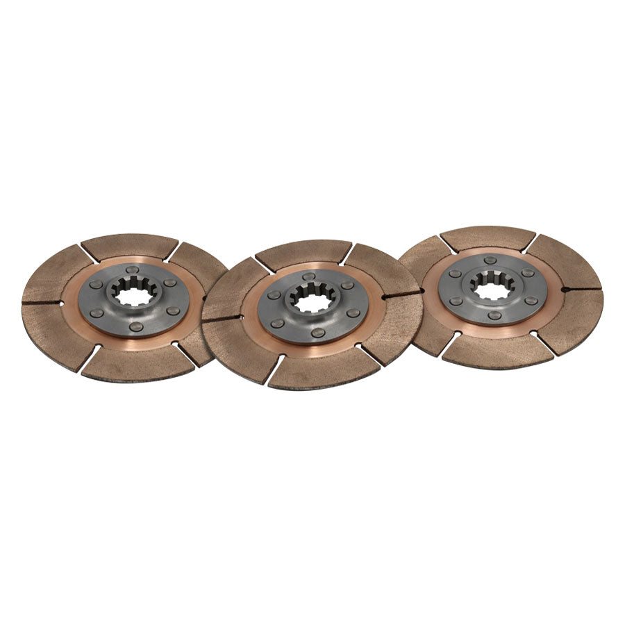 DISC PACK, METAL, 5.5in, 3 PL, 1-5/32X26