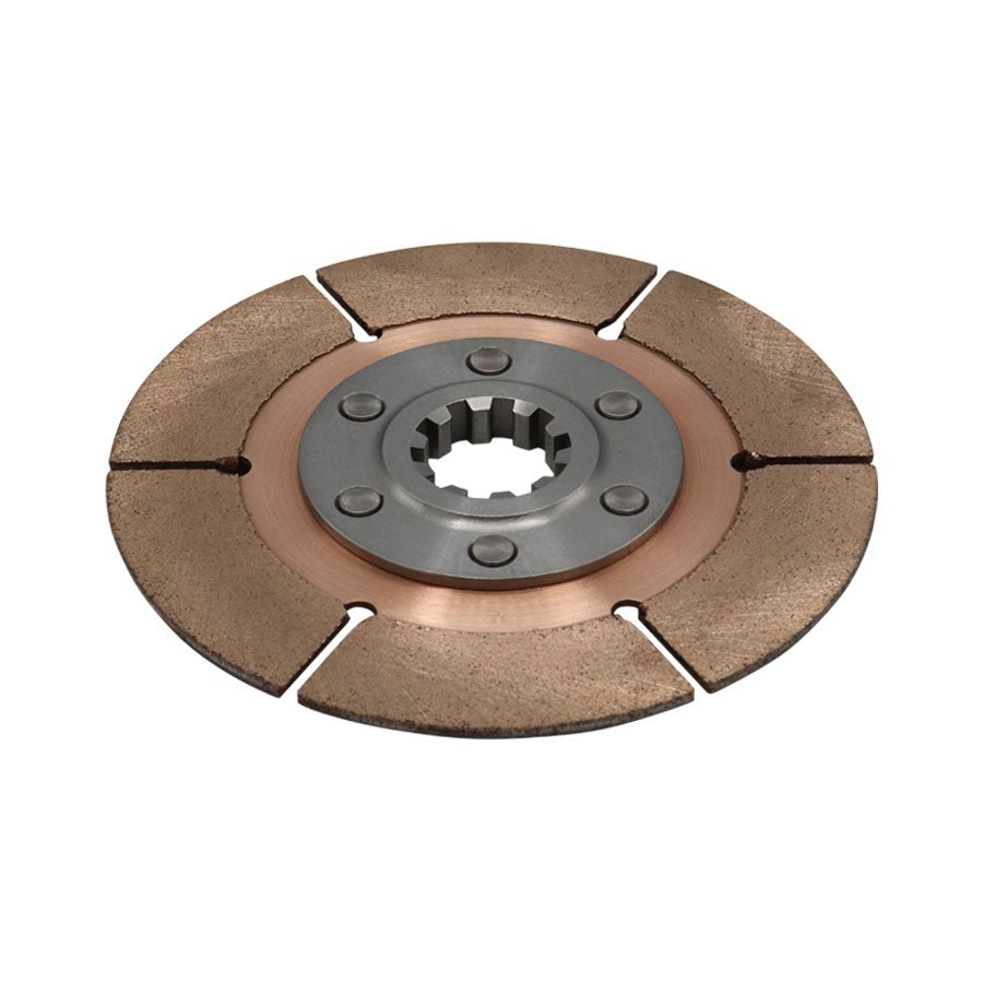 DISC PACK, METAL, 5.5in, 1 PL, 1X10