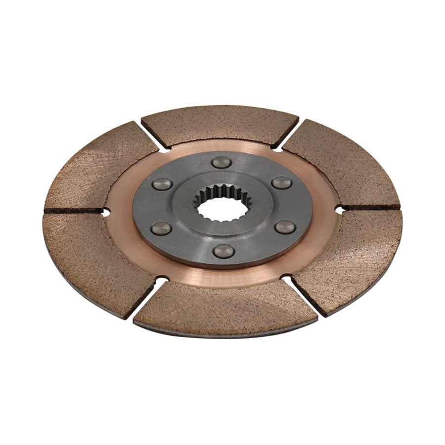 DISC PACK, METAL, 5.5in, 1 PL, 1-1/8X10