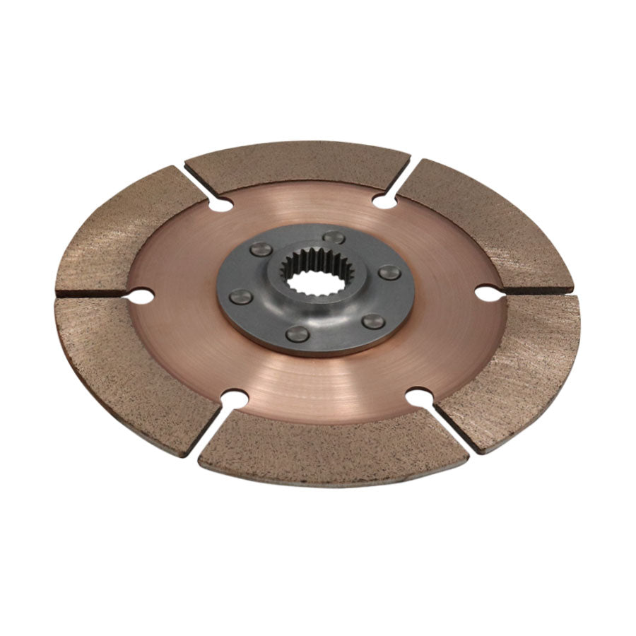 DISC PACK, METAL, 7.25in,1 PL, 20.4MMX18