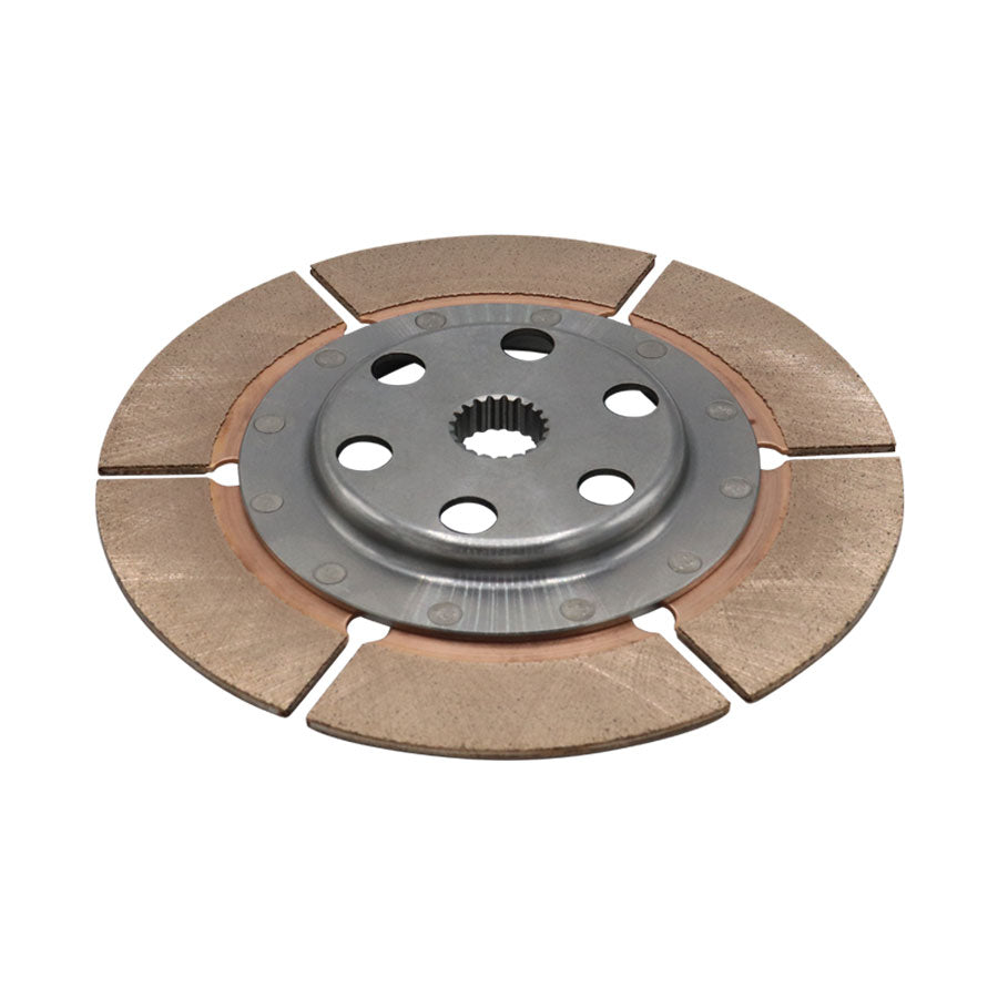 DISC PACK, METAL, 7.25in, 2 PL, 1X23, NESTED