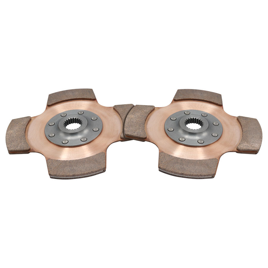 DISC PACK, CERAM, 7.25in, 2 PL, 29MMX21