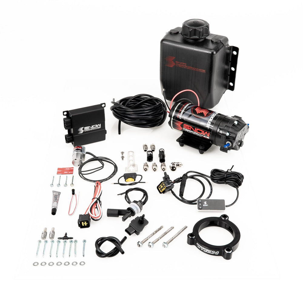 Titan Motorsports A90 MKV Supra Methanol Injection Kit