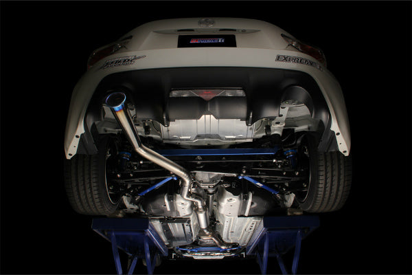 TOMEI TYPE-60R CATBACK EXHAUST FOR FRS & BRZ