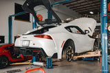 Titan Motorsports MKV Supra Rear only Drag Pack by Titan-7
