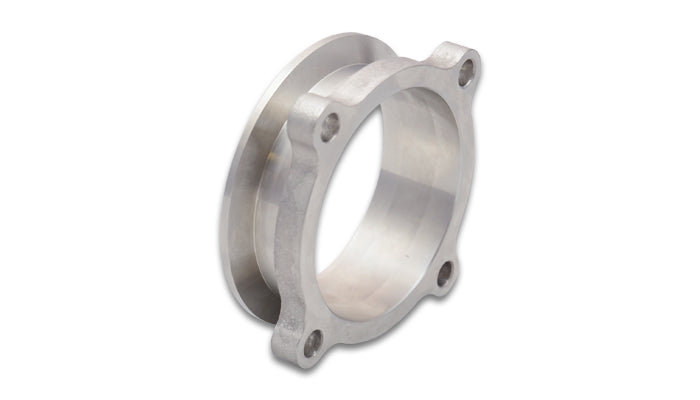 4 Bolt Flange, 3in Round to 3in V-Band Transition