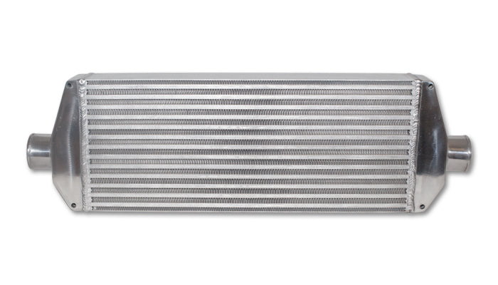 Air-to-Air Intercooler with End Tanks; 30inW x 9.25inH x 3.25inThick