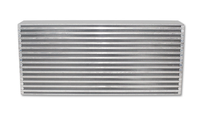 Intercooler Core; 20inW x 11inH x 3.5inThick