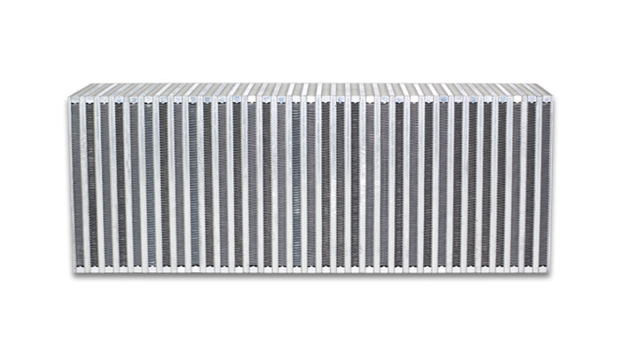 Intercooler Core; 24inW x 8inH x 3.5inThick