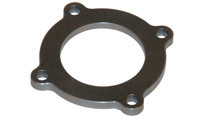 T06 Turbo Inlet Flange (Divided Inlet) - 1/2in thick
