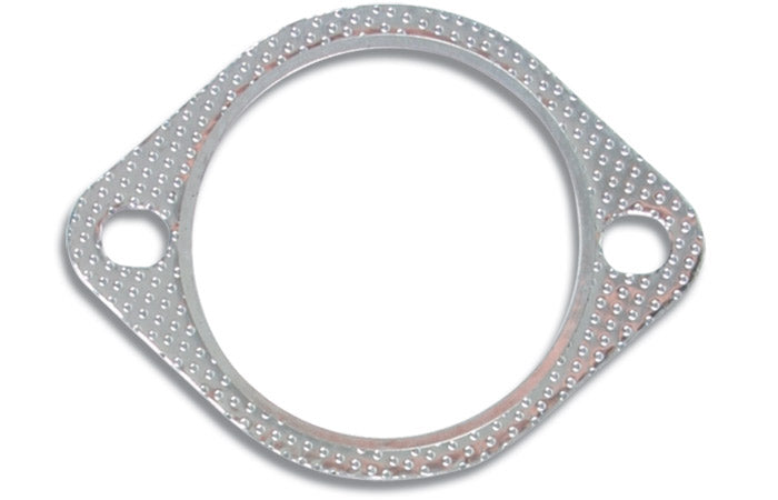 2-Bolt High Temperature Exhaust Gasket (2.25in I.D.), Multi-Layered Graphite