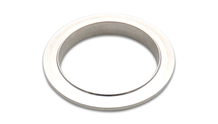 Stainless Steel V-Band Flange for 4in O.D. Tubing - Male