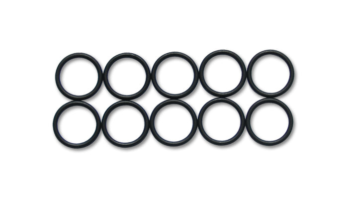 -10AN Rubber O-Rings, Pack of 10