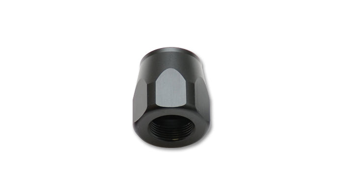 Hose End Socket, Size: -8AN, Color: Black