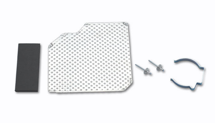 SHEETHOT TF-600 Heat Shield (Small Sheet); Size: 11.75in x 9in