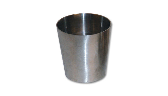 3in x 4in Concentric (straight) Reducer