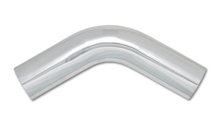 2.75in O.D. Aluminum 60 Degree Bend - Polished