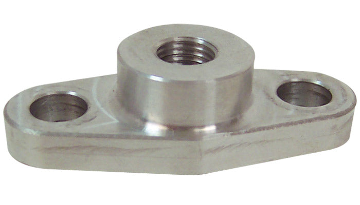 Oil Feed Flange (for use with T3, T3/T4 and T04 Turbochargers)